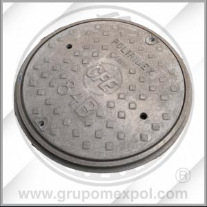 Aro y tapa CFE 84B- Concreto Polimerico