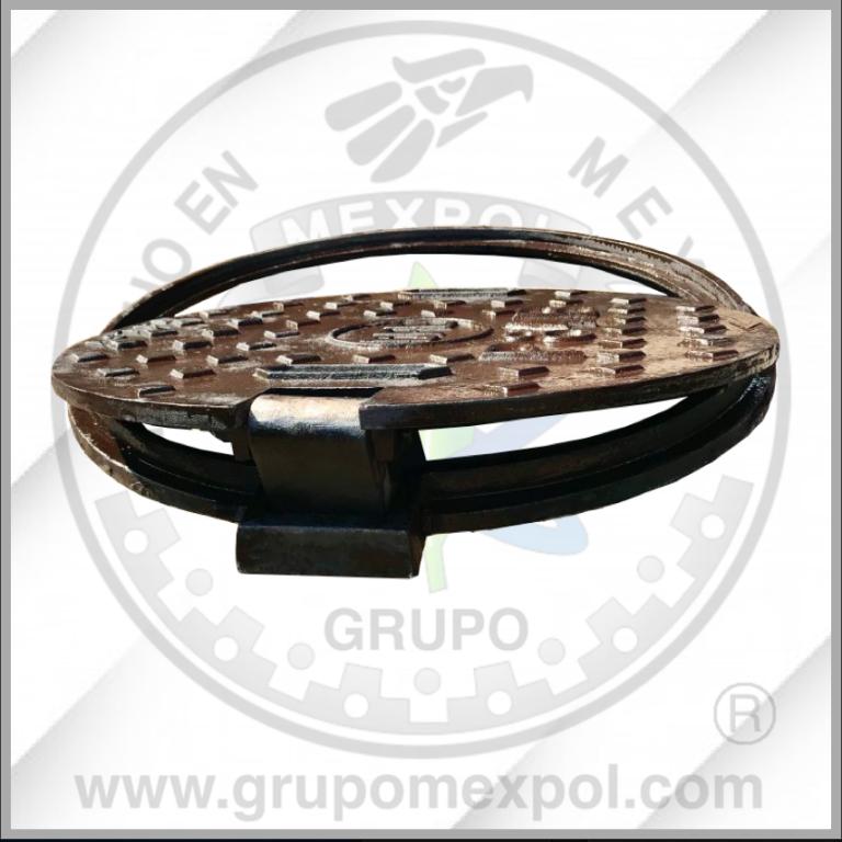 ARO Y TAPA PARA CFE- HIERRO GRIS FO.FO