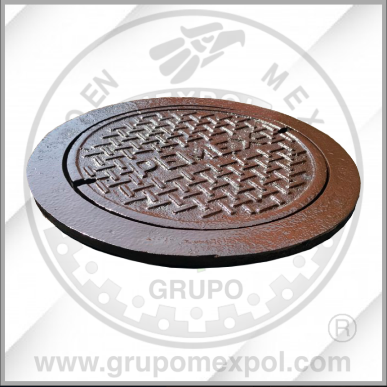 BROCAL Y TAPA PEMEX- HIERRO GRIS FO.FO